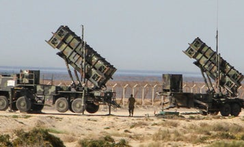 Israel Shoots Down Syrian Warplane With US-Made Patriot Missiles After Intense Fighting