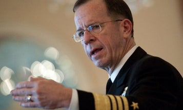 Adm. Mike Mullen Meant Well, But His Legacy Is A Screwed-Up Navy