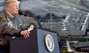 The White House Is Making National Security Decisions Without Telling The Pentagon