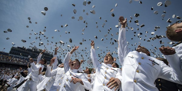 A Naval Academy Midshipman Faces Charges In What May Be The School's Biggest Drug-Ring Case In Years