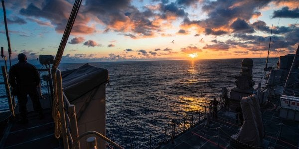 How The US Lost The Pacific: A View From 2025