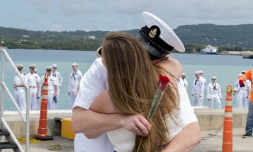 Single Sailors Say Serving In The Navy Hurts Their Chances Of Getting Married