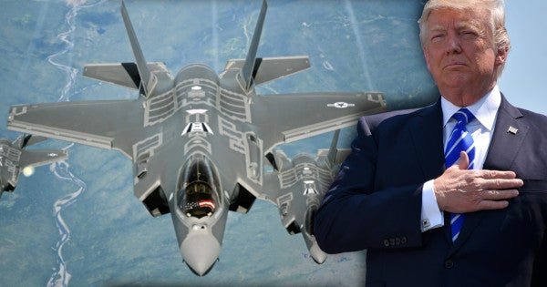 Does POTUS Think The F-35 Is Literally Invisible? An Investigation