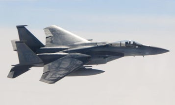 The F-15X Is The Missile-Hauler The Air Force Needs For A Stand-Off Fight