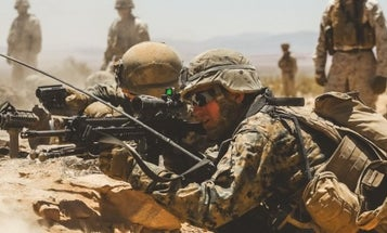 Congress Limits Funding For M27 Automatic Rifles For Infantry Marines
