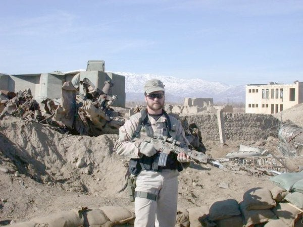 Air Force Tech Sgt. John Chapman Will Be Awarded The Medal Of Honor In August