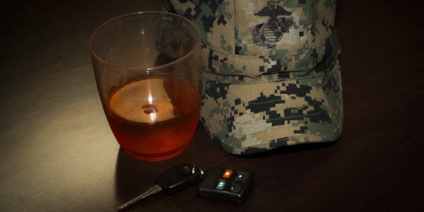 One Service Branch Leads The Military In Binge Drinking And Risky Sex