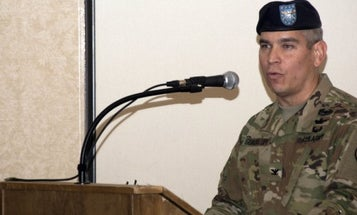 CO's Prostitution Arrest Won't Delay Army Basic Training Changes