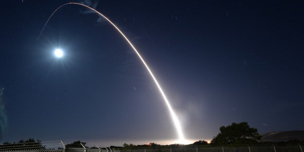 Here's Why The Air Force Hit Self-Destruct On A Multimillion-Dollar ICBM During Testing