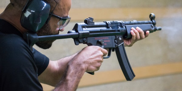 The Army Is Eyeing A New Submachine Gun For Personal Security — Again