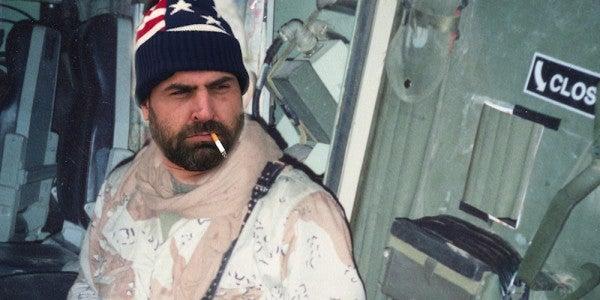A Post-9/11 Marine Vet Recalls His Earliest Memories Of Operation Desert Storm