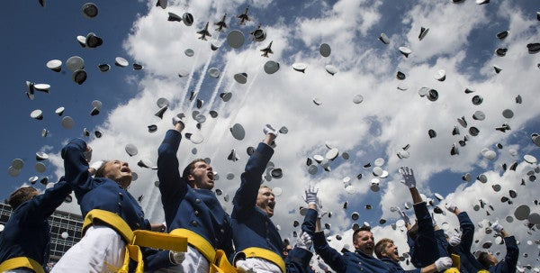 Sweeping Changes Are Coming To The Air Force Academy