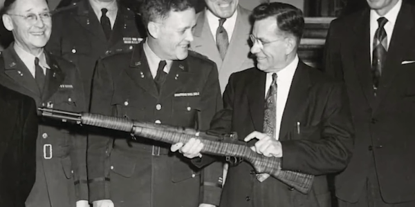 You Can Now Own John Garand's Very Own M1 Garand Rifle