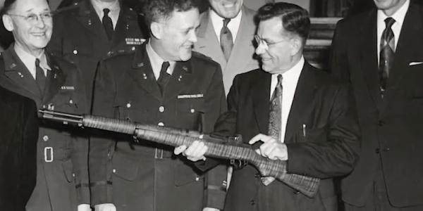 You Can Now Own John Garand's Very Own M1 Garand Rifle