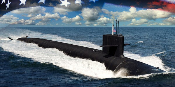 A Small Error Could Create Big Problems For The Navy's Next Ballistic Missile Submarine