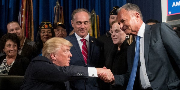 The VA Is Refusing To Turn Over Documents To Congress About Outsiders Influencing Policy