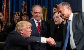 Meet 'The Shadow Rulers Of The VA': 3 Nonvet Mar-a-Lago Members