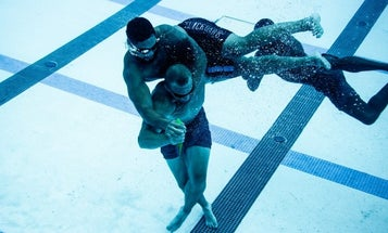 A Group Of Marine Raiders Created An Underwater Sport For Training — And It's Gaining Traction