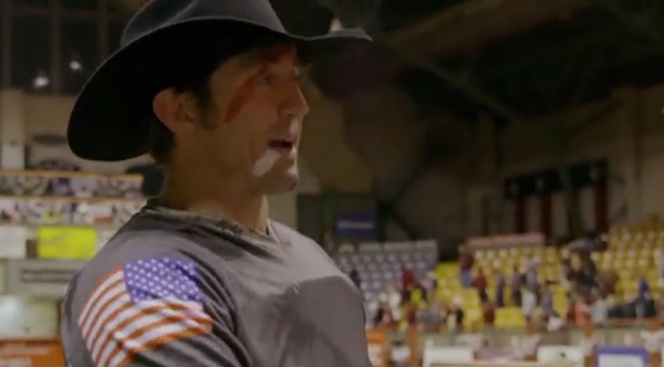 Tim Kennedy Tests His Luck In 'Hard To Kill' By Stepping Into The Arena As An American Bullfighter