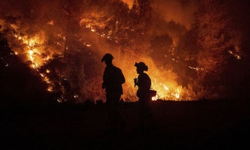 Colorado Airmen Are Now Waging War On California's Wildfires