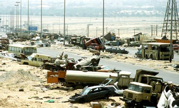 So You Want A Desert Storm Memorial? Here's What It Should Actually Look Like