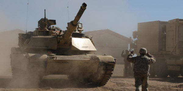 Fort Carson Units Combine Simulators And Live-Fire Training To Prepare For War With Russia