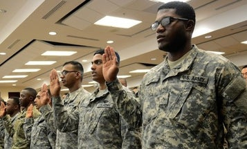 Army Pumps Brakes On Discharging MAVNI Recruits Amid Accusations Of 'Purging Immigrants'