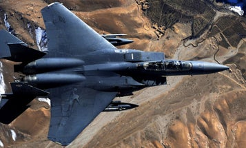 The F-15X: The Air Force's Next Super Fighter Or A Huge Waste Of Time?