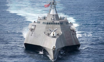 The Navy Basically Just Admitted That The Littoral Combat Ship Is A Floating Garbage Pile