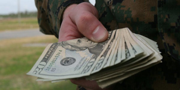 Reports: The Trump Administration Wants To Weaken A Major Financial Protection For Service Members