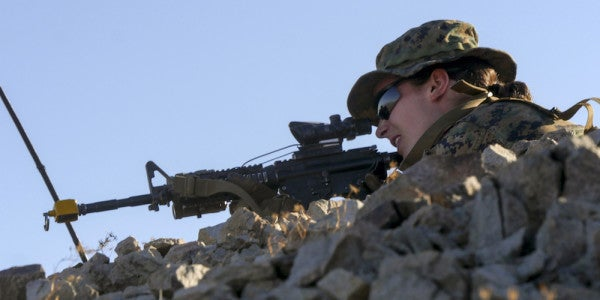 Marine Grunts On The Corps' First-Ever Female Infantry Leader: 'She's One of Us'