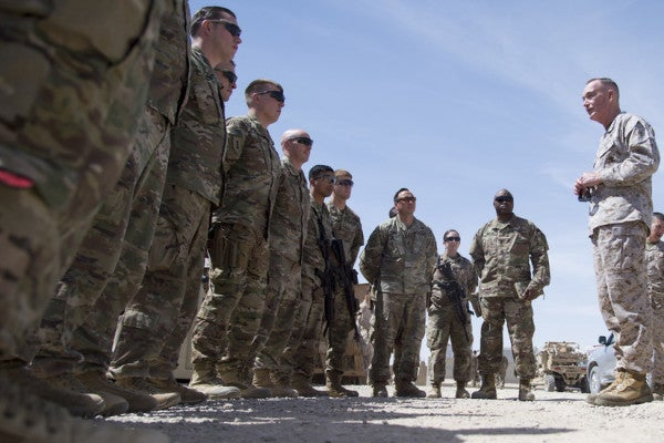 Retired Special Ops General: The Current Approach In Afghanistan Isn't Worth One More Body Bag