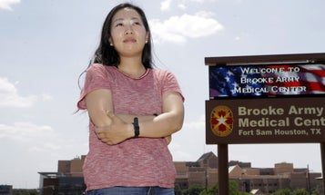 She Joined The Army To Serve Her Adoptive Country. Now She's Fighting For Citizenship