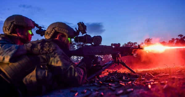 US Special Operations Forces Are Quietly Expanding Their War In Tunisia