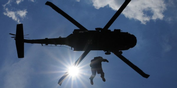 Have The Skies Become Too Dangerous For Military Medevac Missions?