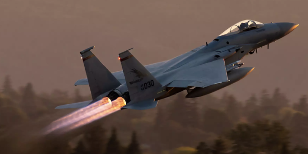 Why Didn't Those F-15s Shoot Down That Stolen Commercial Airliner In Seattle?