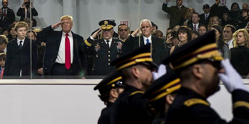 Trump authorizes DoD to bring reservists and some former troops on active duty for COVID-19 response