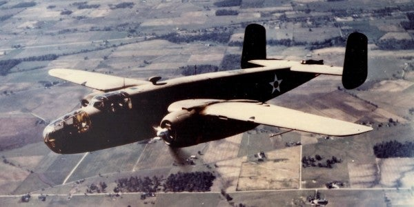 A World War II Bomber Lies Deep In A North Carolina Lake. The Pilot's Bride Witnessed The Crash
