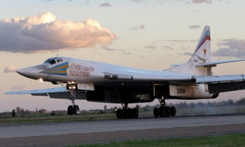 Russia Sent Warplanes To Venezuela And The Pentagon Isn't Having It