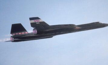 An Air Force Pilot Describes What It's Like To Fly The Legendary SR-71 Blackbird At Mach 3