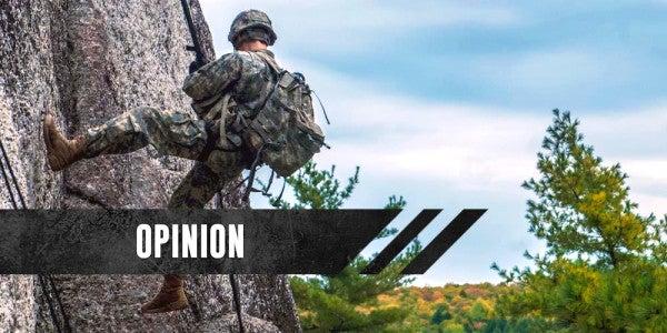 Dear Veterans Nonprofits: Sometimes I Just Want To Go Rock Climbing