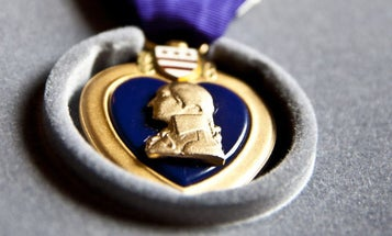 One D-Day's Veteran's Dying Wish: To Finally Receive His Purple Heart