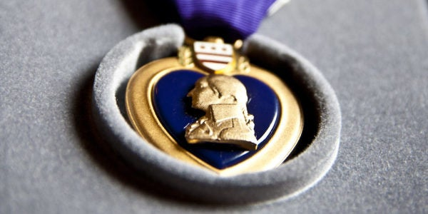 Army Veteran Posthumously Receives Purple Heart Exactly 100 Years After His Injury