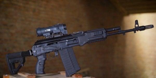 Meet Russia's New Deadly Assault Rifle