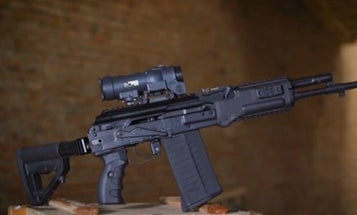 The Maker Of The AK-47 Just Unveiled A Brand New 7.62mm Assault Rifle