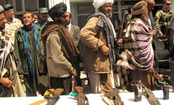 The Taliban Is Actually Entering Peace Talks — In Moscow