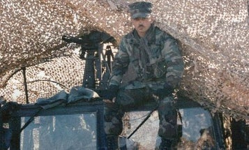 From Desert Storm To eBay Exec: How A Marine Launched a Successful Post-Military Career