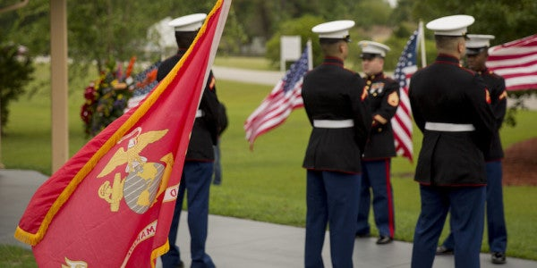 An Officer Reflects On Escorting Home The Body Of One Of His Marines