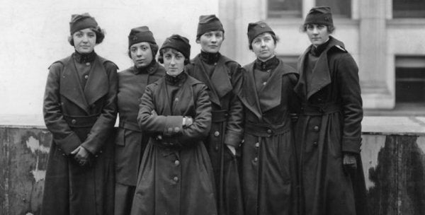 They Were America's First Female Soldiers. Now They're Getting The Recognition They Deserve
