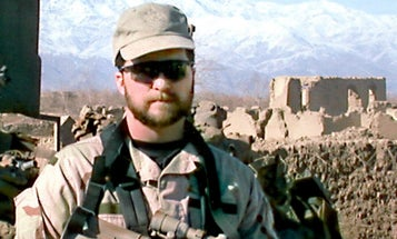 Read The Full Citation For Air Force Tech Sgt. John Chapman's Medal Of Honor